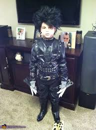 edward scissorhands costume edward scissorhands diy costume for boys