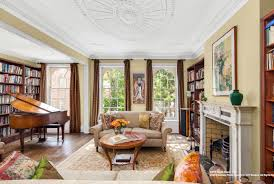 16 8m village townhouse has details a celebrity history u2013and a