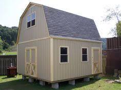 gambrel barn shed plans barn pinterest sheds gambrel and