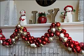 how to easily make beautiful ornament garland my