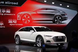 future audi shanghai auto show a riveting glimpse at audi u0027s future toronto star