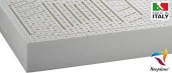 miglior materasso in lattice materasso in lattice una piazza e mezza 120x190 anatomico
