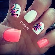best 25 summer nail ideas on nail