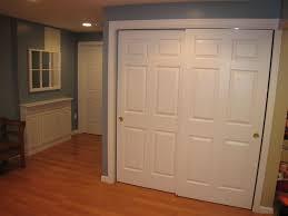 Closet Panel Doors Sliding 6 Panel Closet Doors Closet Doors