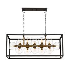 eurofase bentley collection 12 light black chandelier with bronze