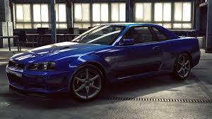nissan gtr vs mustang nissan skyline gt r v spec ii r34 need for speed wiki fandom