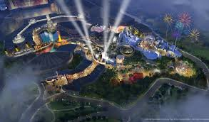 every new centric theme park coming by 2020