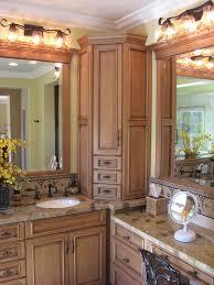 custom bathroom storage cabinets custom bathroom storage cabinets