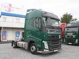 euro leasing volvo fh 420 euro 5 bc tahač návésu detail of vehicle ac tir bazar