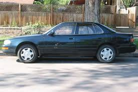 toyota camry 1994 model green 1994 toyota camry specs photos modification