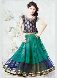 lehanga blouse clothing tutes ideas pinterest kids wear