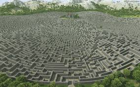 lavender labyrinth shelby mi labyrinth art castle walls maze labyrinth fortress manor