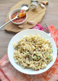 Creamy Pasta Salad Recipes by Moroccan Pasta Salad Delish Knowledge
