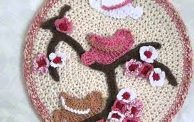 Home Decor Patterns Free Crochet Patterns For Home Decor Home Design Inspirations