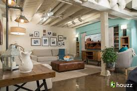 Jeff Lewis Living Spaces by Kristen Bell Remodels Sister Sara U0027s Basement