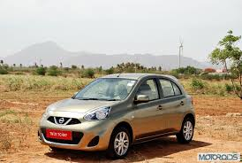 nissan micra 2013 locally produced nissan micra cvt launched starts at inr 5 99