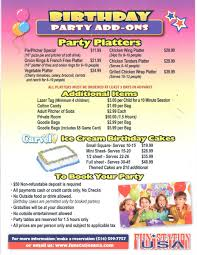 fun station usa party packages