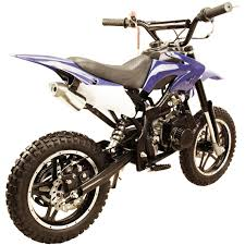second hand motocross bikes on finance amazon com 49cc 50cc high performance blue 2 stroke gas motorized