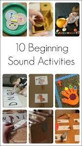 10 activities to teach beginning sounds u0026 letters