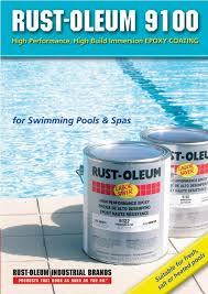 how to paint a swimming pool with epoxy paint swimming pool