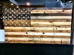 Uttermost Metal Wall Decor Charming Uttermost American Flag Metal Wall Art Rustic American