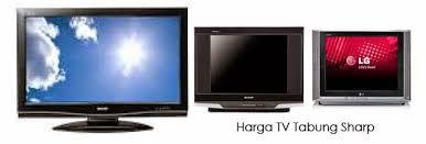 Tv Tabung Harga Tv Tabung Sharp Daftar Harga Tv Harga Tv Tabung Sharp 21