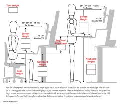 Desk Height Ergonomics Average Desk Height Workstation Pinterest Desk Height And Desks