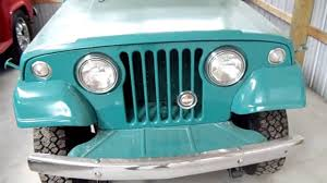 willys jeepster commando 1969 jeep jeepster commando 4x4 22000 original miles youtube