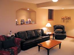 home interiors christmas basement family room design idea cozy