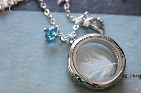 infant loss gifts new glass locket necklace baby keepsake baby boy