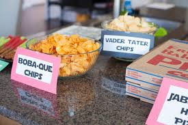 star wars kids u0027 party ideas all things thrifty