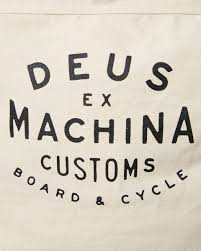 Ex Machina Length by Deus Ex Machina New Classics Tote Natural Surfstitch