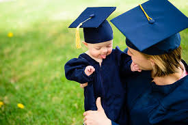 infant graduation cap and gown royalty free baby graduation cap and gown pictures images and