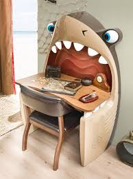 Study Desk For Kids by Black Pirate Jaws Shark Desk And Chair Tiger Shark Products