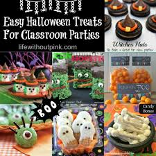 friday fresh picks easy halloween treats for classroom parties