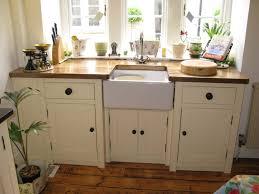 Wooden Kitchen Furniture Interesting Free Standing Wooden Kitchen Cabinets Pretentious