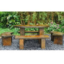 Asian Style Patio Furniture Japanese Outdoor Garden Decor U2013 Home Design And Decorating