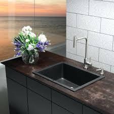 lowes bathroom sink faucets black kitchen kohler kraus sinks