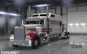kw trucks kenworth w900 long remix ats 1 5 mod for american truck simulator ats