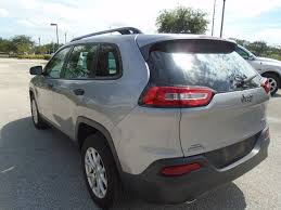 maroon jeep cherokee 2015 used jeep cherokee sport model w back up camera at ultimate