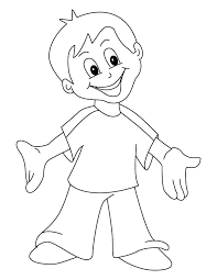 Coloring Pages Happy Boy | happy coloring pages happy coloring page download free happy