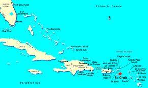 map st croix st croix diving information i scuba diving resource