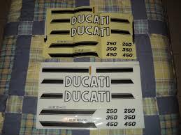 spare parts ducati