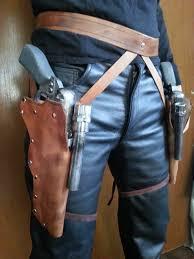de 10 custome blaster pistol holster