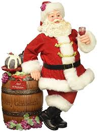 possible dreams santa department 56 possible dreams santa claus aged to perfection