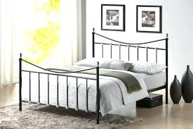 metal frame bed food facts info