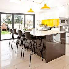 modern kitchens with islands kitchen island ideas ideal home