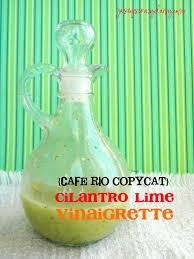 lime cilantro lime vinaigrette cafe rio copycat jasey u0027s crazy daisy