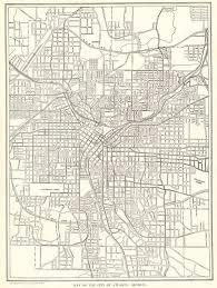 atlanta city us map best 25 atlanta city ideas on cities in atlanta