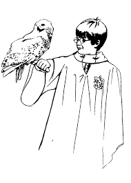 coloring harry potter coloring pages 25
